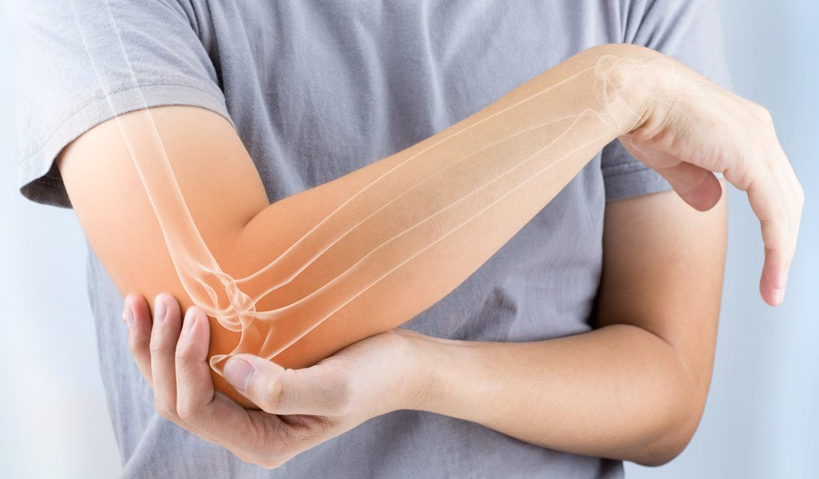 Epicondilite medial e lateral