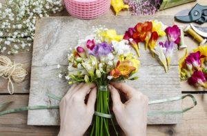 Fibromialgia e flores
